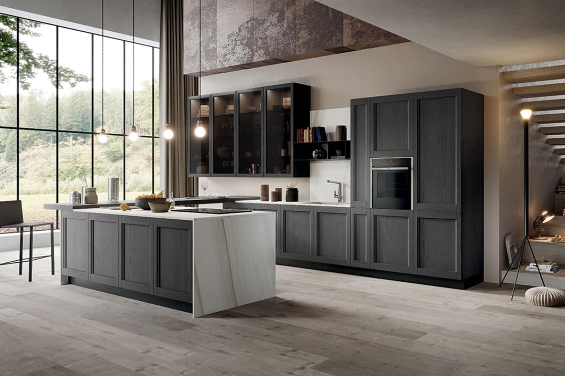 Cucine e mobili su misura mobilificio mb arreda a for Misura arreda mozzanica