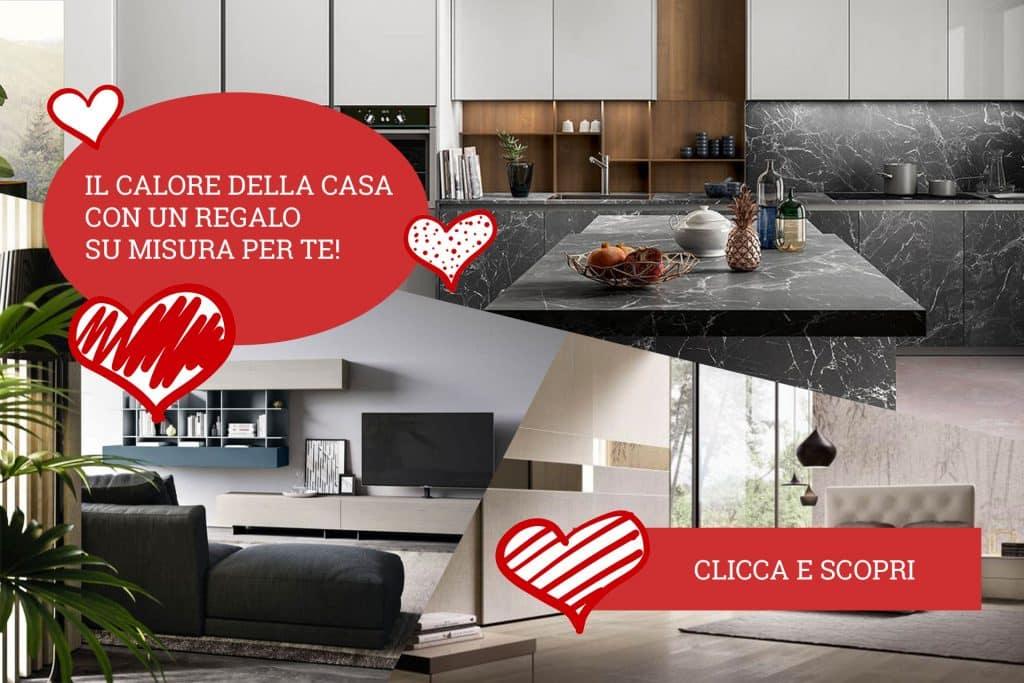 Promozione cucina, camera e soggiorno - mobilificio bricherasio