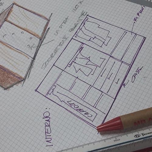 armadio-progettazione